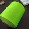 hot sale fluorescent yarn high quality polyester glowing yarn at competitive price
