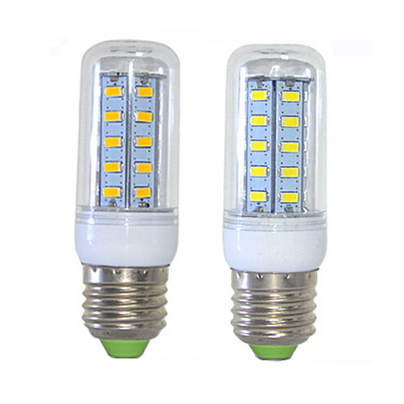 Led Corn Lights High Brightness 5W E27 36 LED 5730 SMD 220V Corn Light Bulbs LED Bulb E27 Led Corn Bulbs