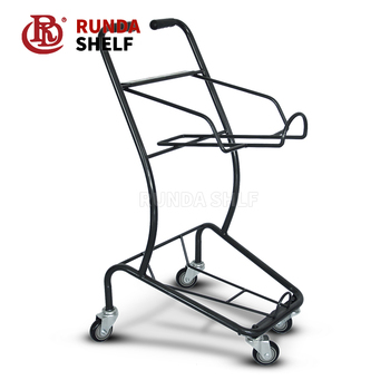 RD-STG case manufacturers picking supermarket holder shopping cart