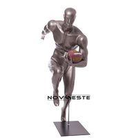 strong male sport mannequin football mannequin BRADY-10