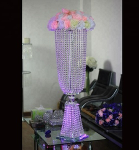 crystal wedding centerpiece,table top chandeliers decoration