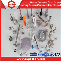 All kinds of Fastener parts/ bolts and nutst