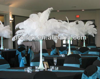 natural ostrich feather for wedding party centerpiece decoration rh alibaba com