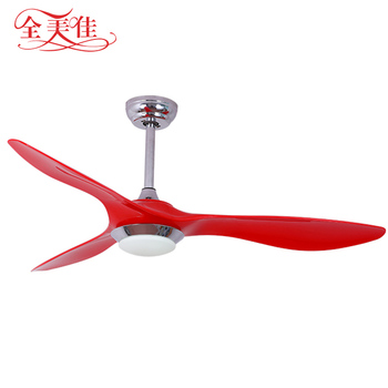 China popular original design 52'' remote antique ceiling fan with led lights