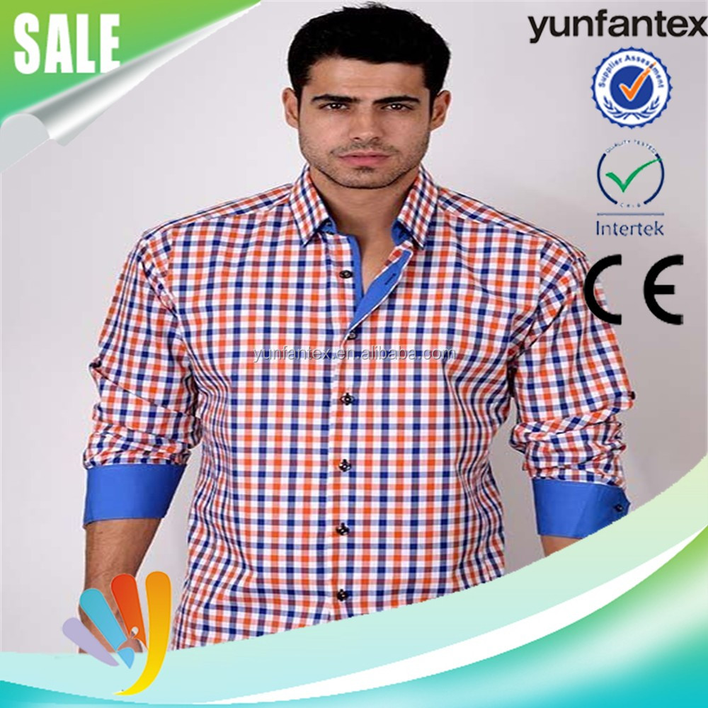 2016 beautiful cotton formal shirt for man good quality