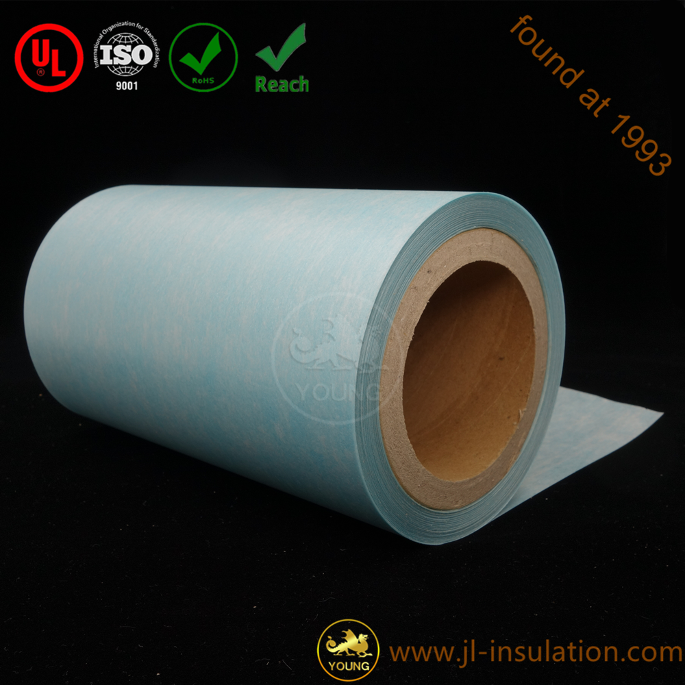 Insulating paper DMD prepreg with epoxy resin