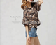 wholesale sublimation fashion style woman dolam short sleeve top cotton camouflage t shirt,new casual cool t shirt for lady