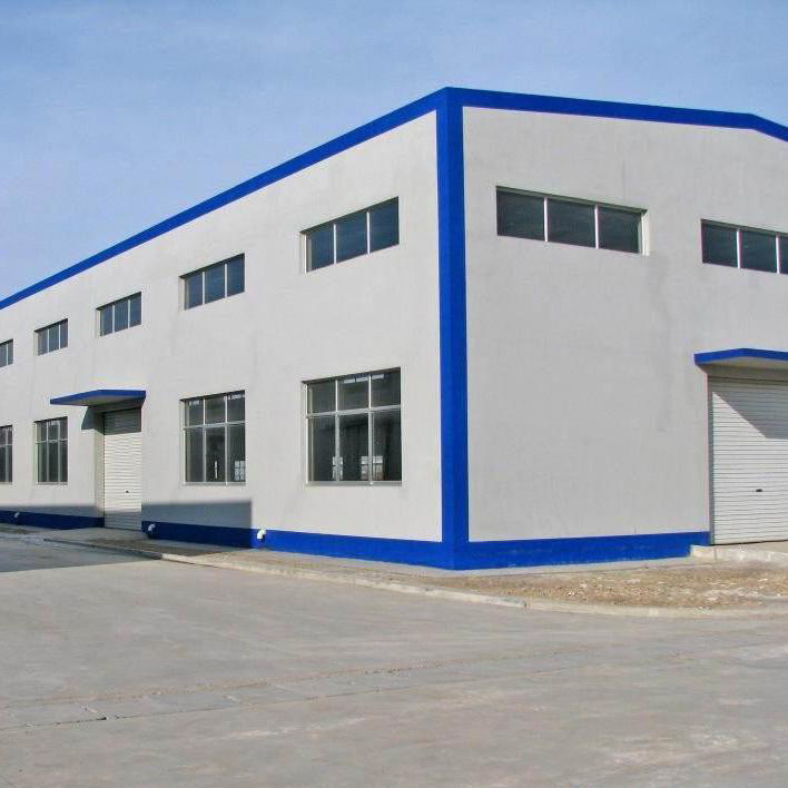BS Standard steel structure house prefabricated steel villa