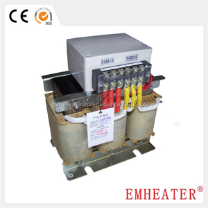 15A Chinese Manufacturer 3 Phase Sine Wave Filter For Frequency Inverter and Machine