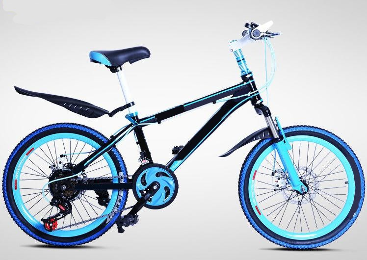 Full Suspension Mountain Bike For Kids Mini Mountain Bicycle