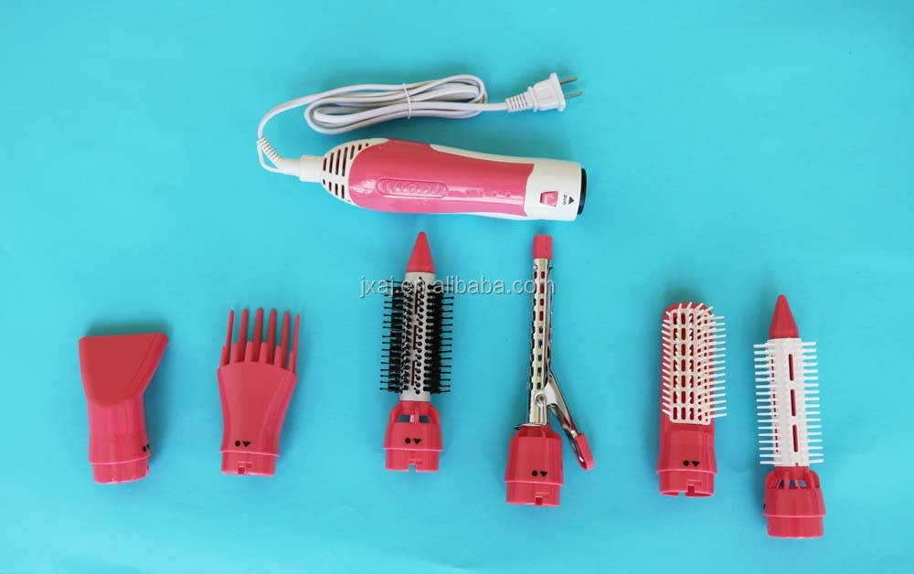 new hot air brush with 3 temperatures