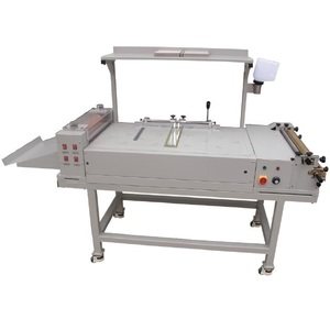 SK950L Multi-functional HardCover Maker / Book Cover Making Machine with Gluing Function
