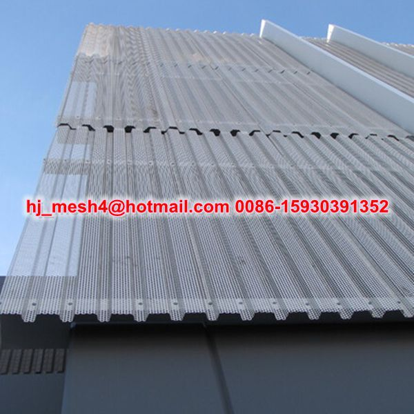Corrugated Metal Panel Architectural Details : Good quality perforated corrugated metal panels buy