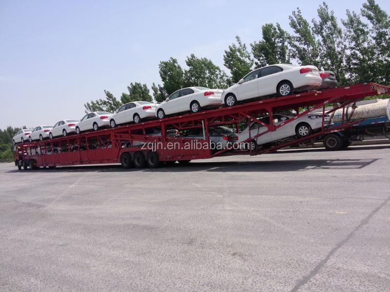 Cimc Truck Trailer Used Car Transporters - Buy Used Car Transporters ...