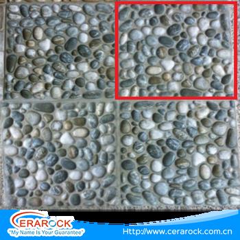 Azul y blanco adoqu n estilo f brica precio baldosas de for Adoquines para jardin precio