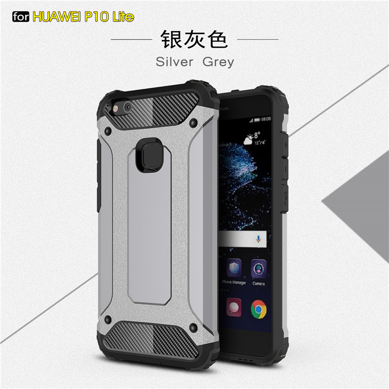 new style 5545f 61dc7 For Huawei P10 Lite Armor Case,Hybrid For Huawei P10 Lite Case,Tpu Cell  Phone Case For Huawei P10 Lite - Buy For Huawei P10 Lite Armor Case,Hybrid  For ...
