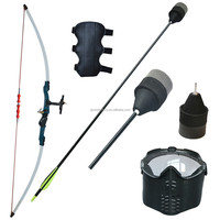 Highly Safety and Durable Archery CS Bows and Foam Tips Arrows