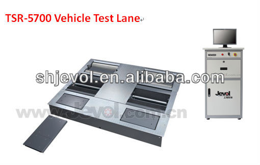 Vehicle Inspection Machine