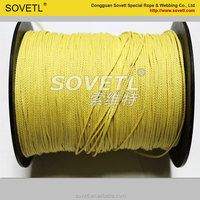 Kevlar strands tug of war rope length spool of rope