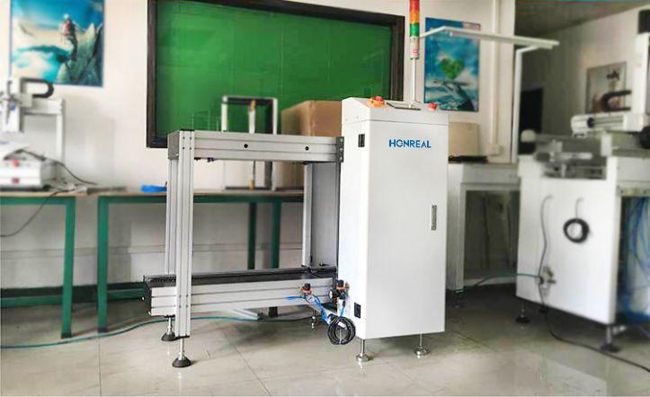 smt board handling equipment pcb loading machine electronic assembly conveyor smt loader 250x350 pcb loader for smt line