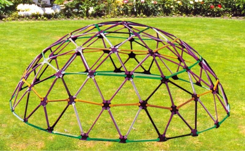Klettergerüst Outdoor Metall : Metall hemisphärischen klettergerüste für kleine gärten outdoor