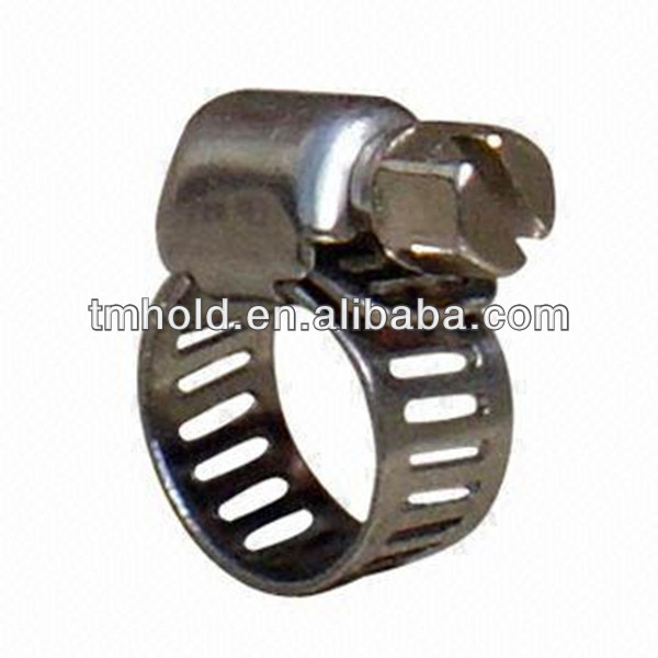 31.7mm bandwidth muffler exhaust clamp connector of high pressure