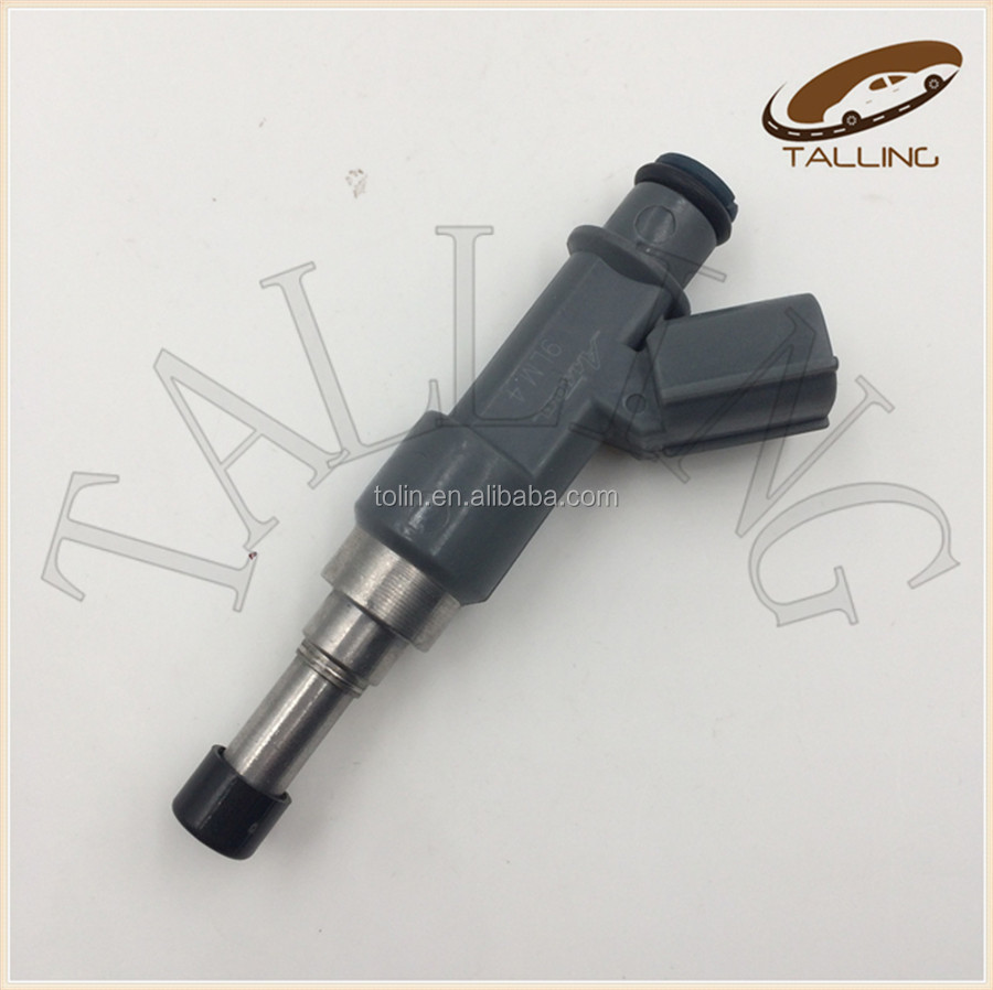 High Quality Fuel Injector Nozzle For Toyota 4Runner Tacoma Crown Hilux Fortuner Fuel Injector OEM 23250-75100 2325075100