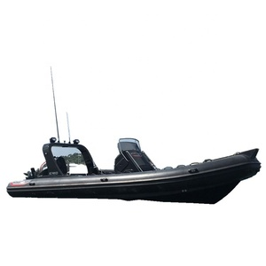 24 Feet Used Inflatable Rib Boats Rib Hypalon Inflatable Boat For Sale