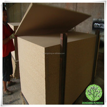 commercial plywood manufacturer cement bonded particle board for home decoration