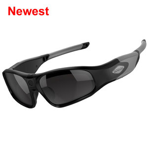 2017 OEM factory new wifi HD spy sunglasses,Mini camcorder