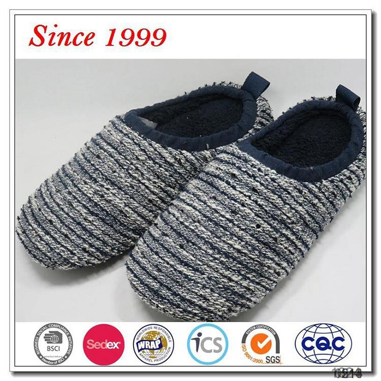 Import slipper china comfortable men s house slippers