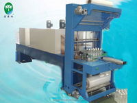 Semi-auto PE Film Shrink Wrap Packing Machine/ Bottle Shrink Wrapping Packaging Machine