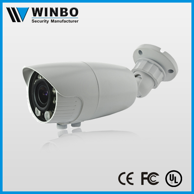 Night vision tvi camera with long distance transmission