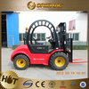 forklift truck for sale YTO CPCD30 3 ton rough terrain forklift