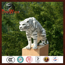 Dino1700 Decoration Resin Tiger Statues For Sale