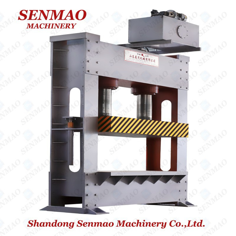 Hot Selling 4x8 Inch Hydraulic Plywood Cold Press /Hydraulic Cold Press For Plywood Veneer/ China Wood Working Cold Press Machin