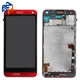 Wholesale LCD Digitizer Assembly Replacement LCD Screen Mobile Spare Parts for HTC ONE M7