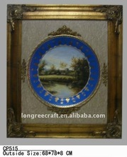 Hot Sale Framed Landscape Oil Paintings