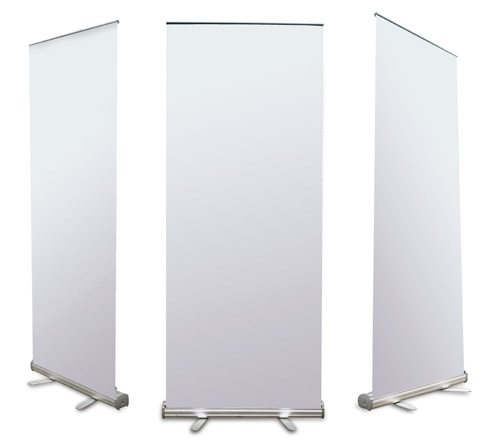 85 200 economy retractable roll up banner stand roll up for Stand roll up