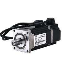 400W 220V AC servo motor with 20bits absolute encoder
