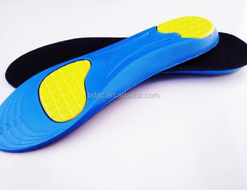 PU Foam Breathable Sport insoles