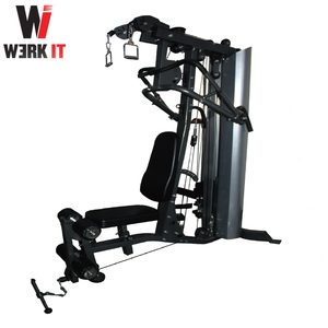 Adjustable Fitness Equipment / Single Station Home Gym