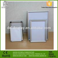 aluminum alloy snap frame