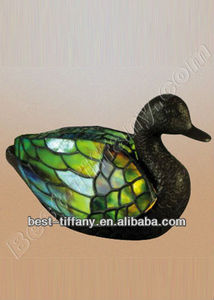 Art Animal Tiffany Lamp --- TU085