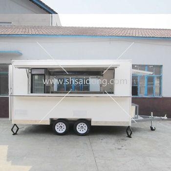 Rimorchio Catering/cucina Mobile Camion Per La Vendita/cibo Servizio Di  Rimorchio - Buy Cucina Mobile Camion Per La Vendita,Rimorchio Catering,Cibo  ...