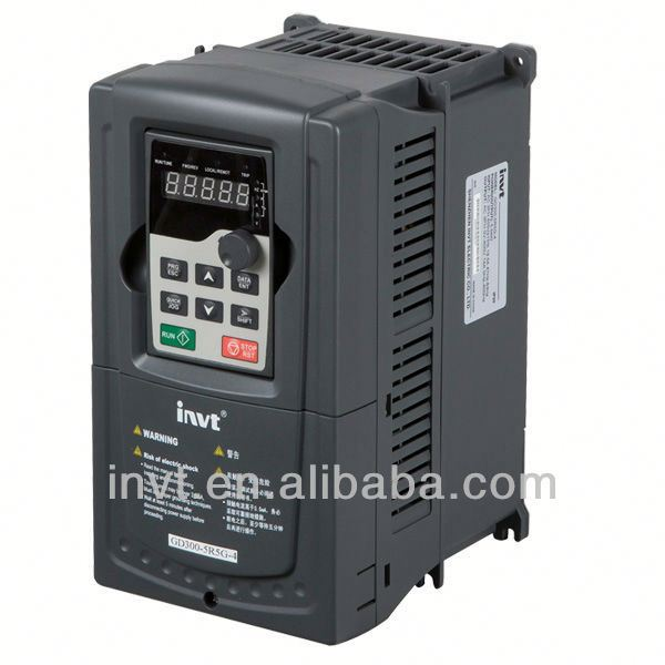INVT China leading manufacturer 220v 230v 380v ac voltage converter