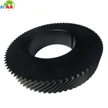 High quality micro stainless steel helical gear for paper shredder by your drawing
