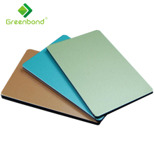 Greenbond new building construcrion excellent building materials suppliers in uae foil decoration