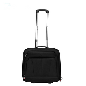 Roller Laptop Case For 17 3 Rolling Computer Bag Wheeled Business Briefcase Small Travel Carry