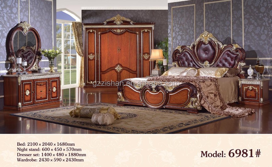 Royal Wooden Dressing Table Furniture Bedroom Sets, Royal Wooden ...